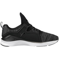Schuhe Damen Sneaker Low Puma Fierce Lace Knit Women Schwarz