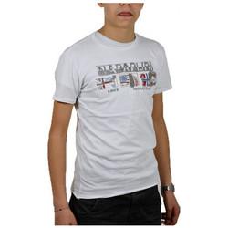 Kleidung Kinder T-Shirts Napapijri k sarvada t-shirt