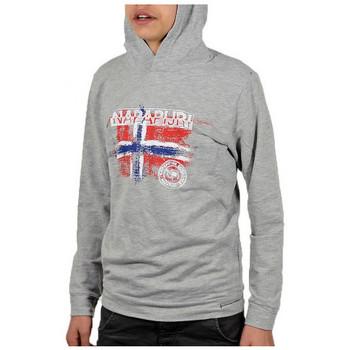 Kleidung Kinder Sweatshirts Napapijri 9Q000GBR1GRI sweatshirt