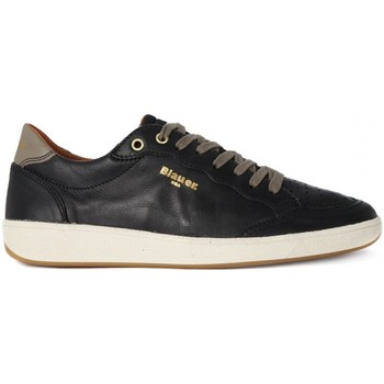 Schuhe Herren Sneaker Low Blauer RETRO LOW BLACK    121,6