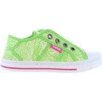 Schuhe Kinder Sneaker Lois 60033 Verde
