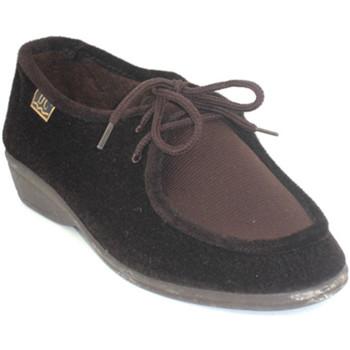 Schuhe Damen Derby-Schuhe Doctor Cutillas  Schnürsenkel zarten Füße Doctor Cutill Braun