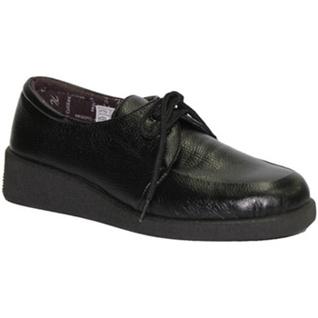 Schuhe Damen Derby-Schuhe Doctor Cutillas  Schnürsenkel zarten Füße Doctor Cutill Schwarz