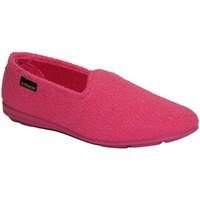 Schuhe Damen Hausschuhe Made In Spain 1940  Geschlossener Schuh Handtuch Alberola Rose