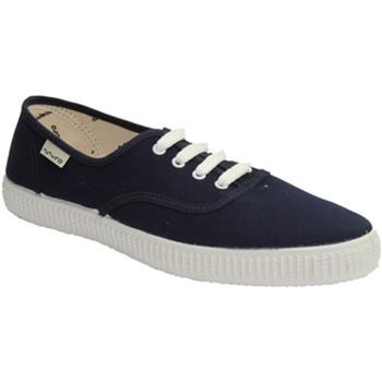 Schuhe Sneaker Low Muro  Canvas Sneakers  blau Blau