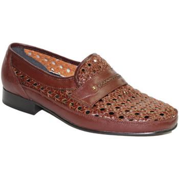 Schuhe Herren Slipper 30´s  Schuhregal ohne Kabel  braun Braun