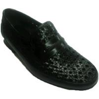 Schuhe Herren Slipper 30´s  Schuhregal ohne Kabel  schwarz Schwarz