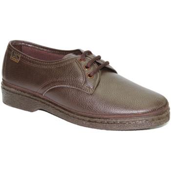 Schuhe Herren Derby-Schuhe Doctor Cutillas  Schnürsenkel für sehr empfindliche Füß Braun