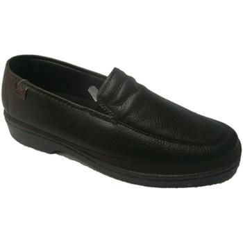 Schuhe Herren Slipper Doctor Cutillas  Slip-On Schuhe für empfindliche Füße D Braun
