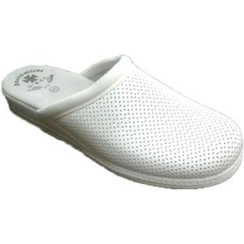 Schuhe Herren Pantoletten / Clogs Otro  Arbeits Clog  weiß Weiss
