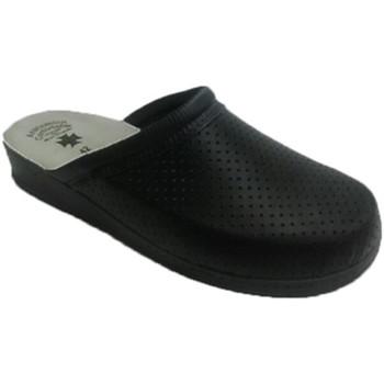 Schuhe Herren Pantoletten / Clogs Otro  Arbeits Clog  blau Blau