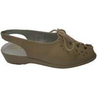 Schuhe Damen Sandalen / Sandaletten Doctor Cutillas  Geschnürte Sandale  bei Beige