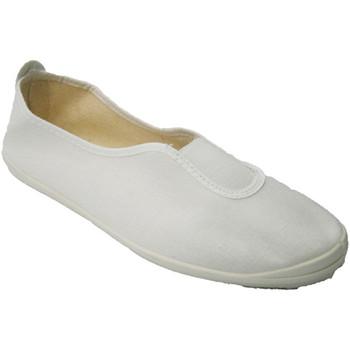 Schuhe Fitness / Training Irabia  Klassik Slipper Turnhalle  weiß Weiss