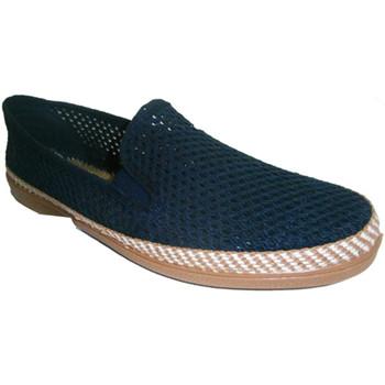 Schuhe Herren Hausschuhe Calzacomodo Schuhschrank Soca marineblau Blau