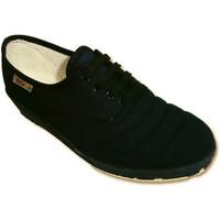 Schuhe Damen Tennisschuhe Made In Spain 1940 Wedge Schnürsenkel zu gehen Soca marineb Blau