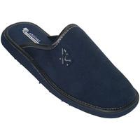 Schuhe Herren Hausschuhe Andinas Hausschuhe Flip-Flops für die Spitze ges Blau