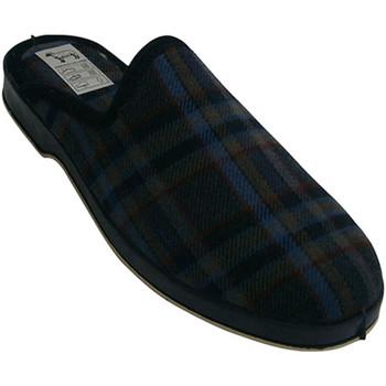 Schuhe Herren Hausschuhe Made In Spain 1940 Flip-Flops Gummibodentanks Soca marinebl Blau