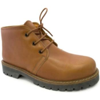 Schuhe Herren Boots Danka Boot Panama Typ  Leder Braun