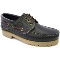 Schuhe Bootsschuhe Danka Nautical  marineblau Blau