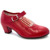 Schuhe Damen Pumps Danka Sevilla Flamenco-Tanzschuh Mädchen oder Rot