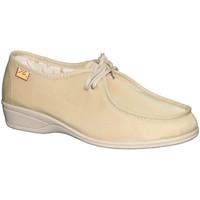 Schuhe Damen Derby-Schuhe Doctor Cutillas  Schnürsenkel zarten Füße Doctor Cutill Beige