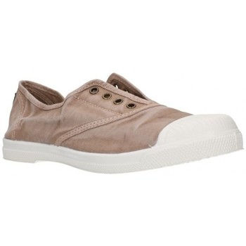 Schuhe Damen Sneaker Low Natural World 102E beige