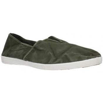 Schuhe Herren Slip on Natural World 305E vert