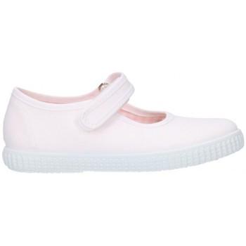 Schuhe Mädchen Sandalen / Sandaletten V-n Batilas 51301 Niña Blanco blanc