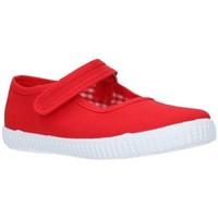 Schuhe Mädchen Sandalen / Sandaletten V-n 51301 rouge