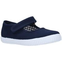 Schuhe Mädchen Sandalen / Sandaletten V-n 51301 bleu