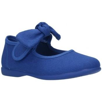 Schuhe Mädchen Ballerinas V-n 10601 bleu