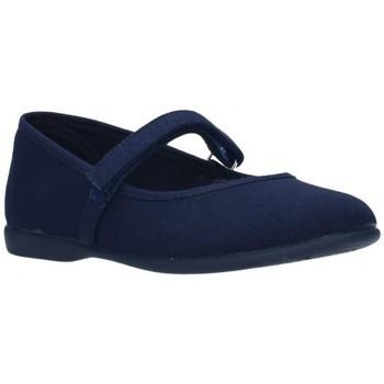 Schuhe Mädchen Ballerinas Batilas 11301 bleu
