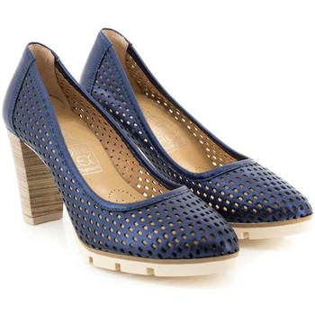 Desiree 2092 blau - Schuhe Pumps Damen 5050