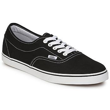 Schuhe Sneaker Low Vans LPE Schwarz / Weiss