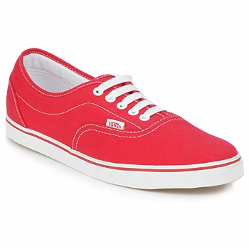Schuhe Sneaker Low Vans LPE Rot