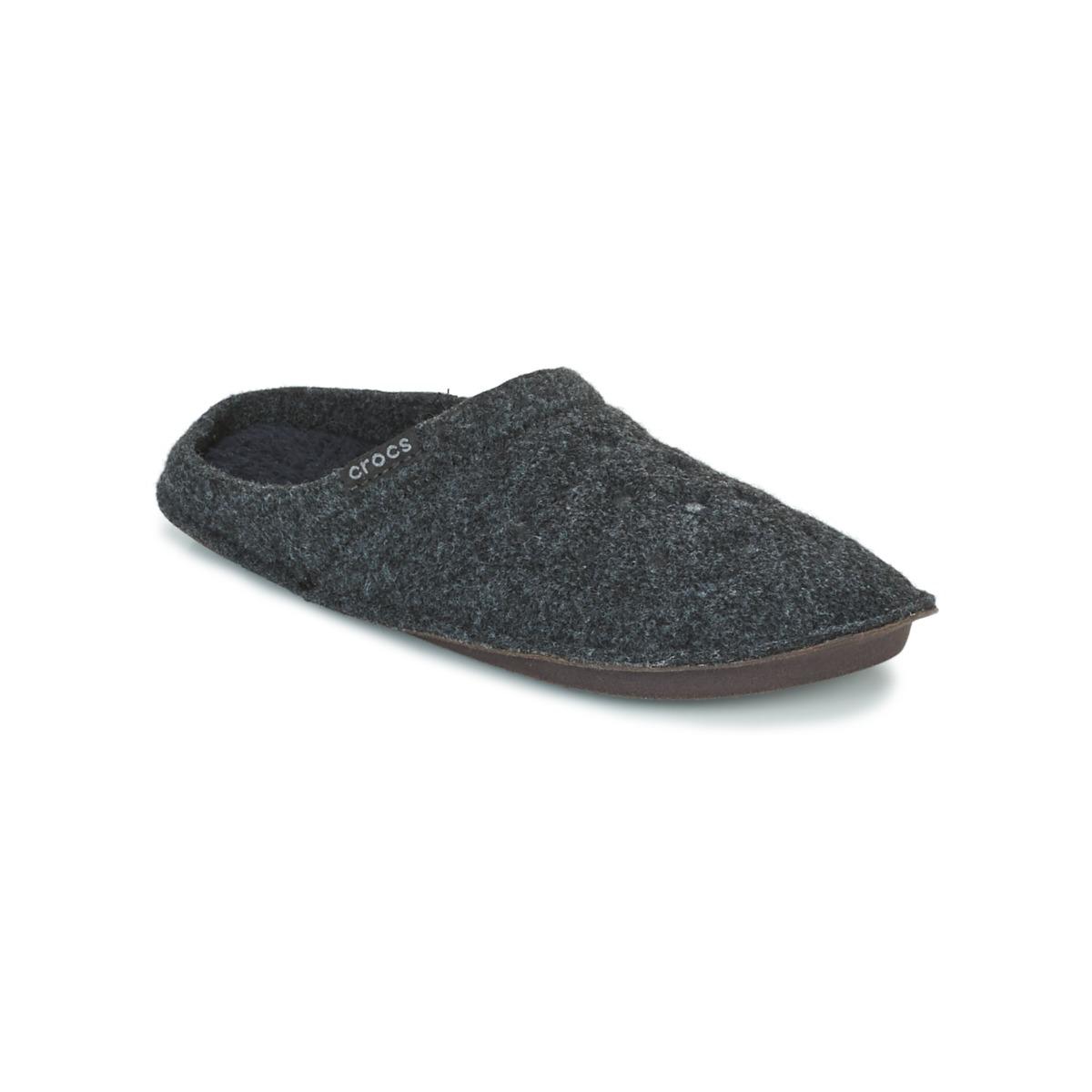Crocs CLASSIC SLIPPER Schwarz - Kostenloser Versand bei Spartoode ! - Schuhe Hausschuhe  29,99 €