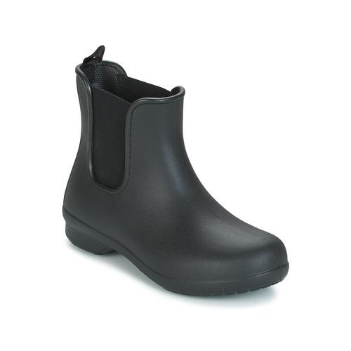 Crocs CROCS FREESAIL CHELSEA Schwarz  Schuhe Boots Damen 49,99