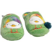 Schuhe Damen Babyschuhe Costa Thongs Frau zu Hause mit Huhn Schaufel F Beige