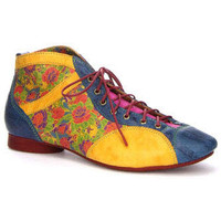 Schuhe Damen Low Boots Think GUAD 19 MULTICOLOUR