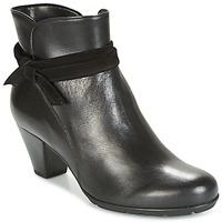 Schuhe Damen Low Boots Gabor KAPITI Schwarz