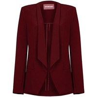 Kleidung Damen Jacken / Blazers Anastasia parent Red