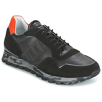 Schuhe Herren Sneaker Low Bikkembergs FEND-ER 946 Schwarz / Orange