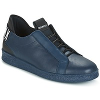 Schuhe Herren Sneaker Low Bikkembergs BEST 873 Blau