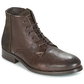 Schuhe Herren Boots Kost MODER Braun