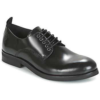 Schuhe Herren Derby-Schuhe Kost ORNE Schwarz