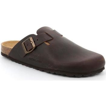 Schuhe Herren Pantoffel Grunland DSG-CB7034 NERO