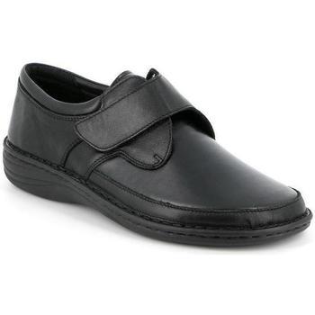 Schuhe Herren Sneaker Low Grunland DSG-SC0295 NERO