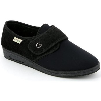 Schuhe Damen Hausschuhe Grunland DSG-PA0004 NERO