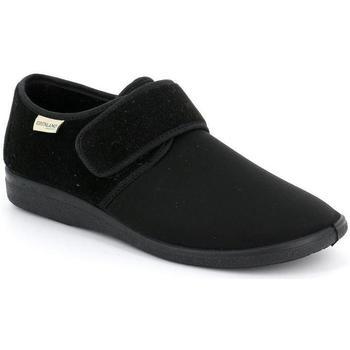 Schuhe Herren Hausschuhe Grunland DSG-PA0177 NERO