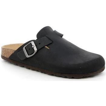 Schuhe Damen Pantoffel Grunland DSG-CB7019 NERO